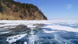 Baikal ice is unique!