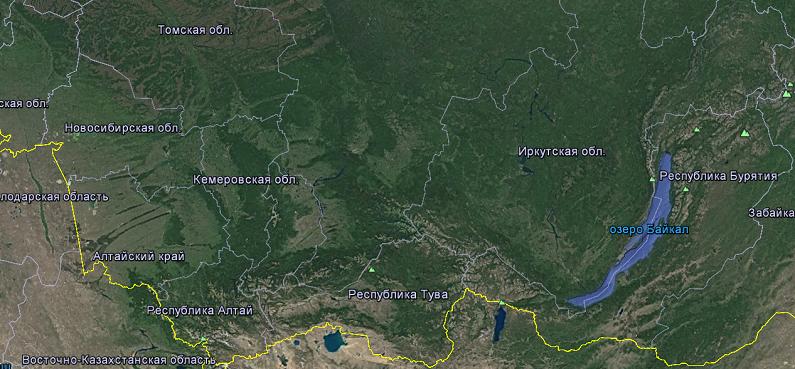 トゥヴァ共和国 - Байкал Сафари...