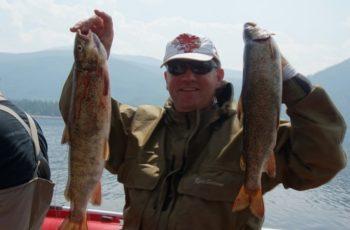 Рыболовный тур в республике Тува (7 дней)
