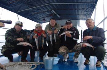 Рыболовный тур по Байкалу (7дней)