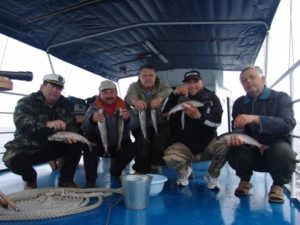 Exciting fishing tours