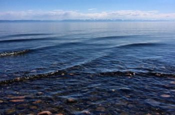 Glorious sea - the sacred Baikal