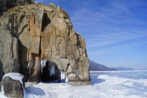 Зимние туры на Байкале!